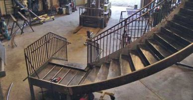 Custom Staircase Project Copy